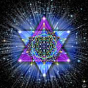 Sacred Geometry 70 Poster