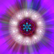Sacred Geometry 76 Poster