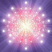 Sacred Geometry 92 Poster