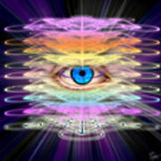 Sacred Geometry 98 Poster