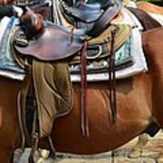 Saddle Up Partner Poster