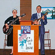 Sadie And Lawrence Sing For Jesus Poster