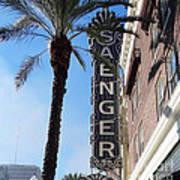 Saenger Theater New Orleans Poster