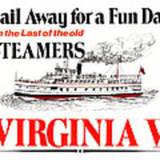 Sail Away For A Fun Day Poster