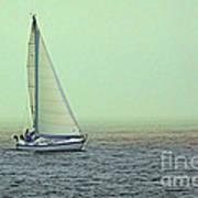 Sailing Home Poster