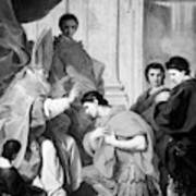 Saint Ambrose (339-397) Poster