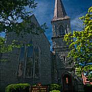 Saint James Episcopal Church Poster