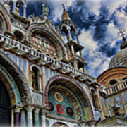 Saint Mark's Basilica Poster