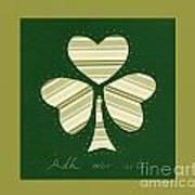 Saint Patricks Day Collage Number 14 Poster