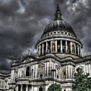 Saint Pauls Cathedral Poster