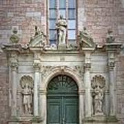 Saint Peters Doorway Poster