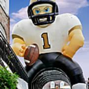 Saints New Orleans Poster