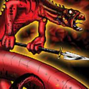 Salamander Poster