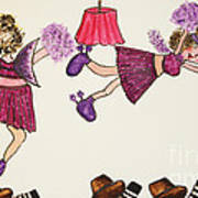 Sales Fairy Dancer 5 Poster