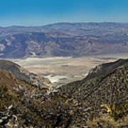 Saline Valley Panorama Poster