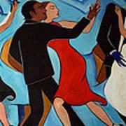 Salle De Danse Poster