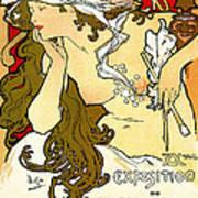 Salon Des Cents Poster