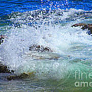 Salt Water Serenade Poster