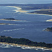 Salter, Stage And Pond Islands At The Poster