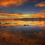Salton Sea Color Poster