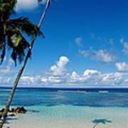 Samoan Paradise Poster