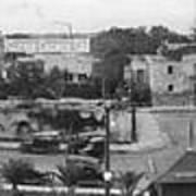 San Antonio 1918 Poster