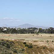 San Diego Desert Poster