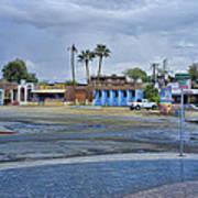 San Felipe Thunderstorm Poster