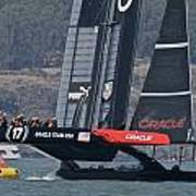 San Francisco America's Cup Poster