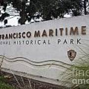 San Francisco Maritime National Historical Park Poster