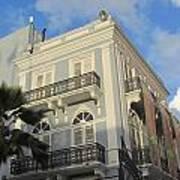 San Juan Architecture 1 Poster