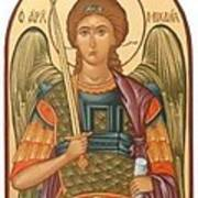 San Michael Poster