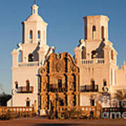 San Xavier Del Bac Mission IIi Poster