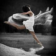 Sand Dance Poster