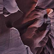 Sandstone Face Poster