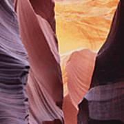 Sandstone Veils Poster
