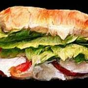 Sandwich Time Poster