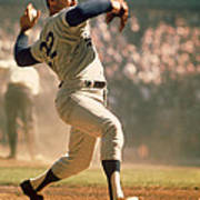 Sandy Koufax  Poster by Retro Images Archive