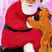 Santa Baby Poster