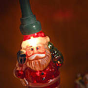 Santa Claus - Antique Ornament - 06 Poster