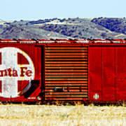 Santa Fe - All The Way Poster