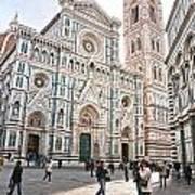 Santa Maria Del Fiore - Florence Poster