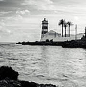 Santa Marta Lighthouse II Poster