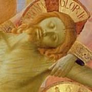 Santa Trinita Altarpiece Poster