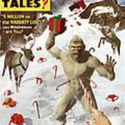 Santa Vs The Yeti Poster