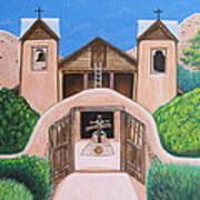 Santuario De Chimayo Poster