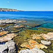 Sardinia - San Pietro Island Poster