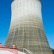 Satsop Ghost Tower Poster