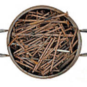 Strong Bouillon - Saucepan Full Of Rusty Nails Poster