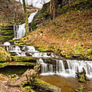 Scaleber Force Waterfall Poster
